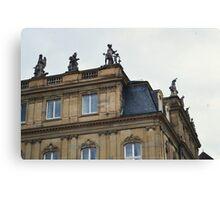 Stuttgart Architecture I Canvas Print