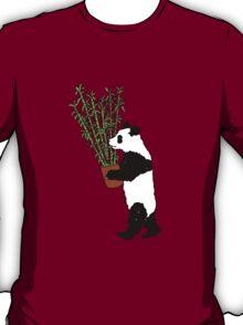 Panda Bamboo Takeaway T-Shirt