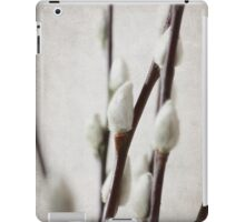 The softness of the pussy willow part 2 iPad Case/Skin