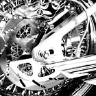 Rear Chromed Wheel by John Schneider