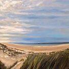 Terschelling Seascape by Cameron Hampton