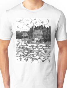 Lake House Unisex T-Shirt