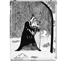 Old Wizard iPad Case/Skin