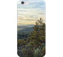 Looking At The Horizon iPhone Case/Skin