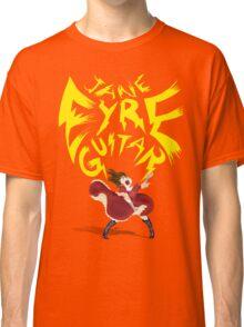Jane Eyre Guitar Classic T-Shirt