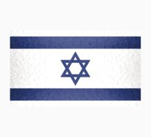 Israel Flag by Nhan Ngo