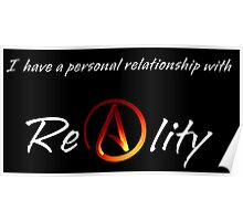 Reality Poster