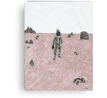Desert Dweller Canvas Print