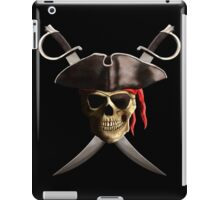 Pirate Skull iPad Case/Skin