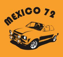 Ford Escort Mark 1 Mexico