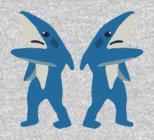 Katy Perry Half Time Performance Dancing Tsundere the Shark by Keeters23