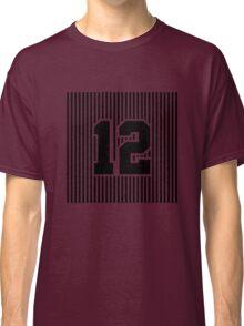 12th Man Simplistic Classic T-Shirt