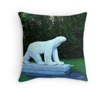 Polar Bear - François Pompon Throw Pillow