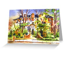 St. Mary's of the Ozarks Hospital Greeting Card
