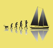 Sailing Evolution Kids Clothes