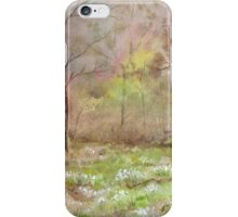 Promise Of Spring Returning iPhone Case/Skin