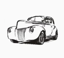 1939 Ford Deluxe Coupe Kids Clothes