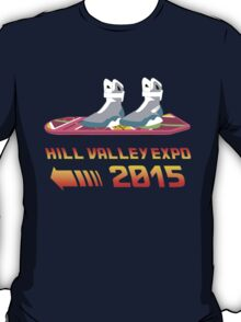 Hill Valley Expo T-Shirt