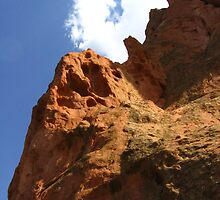 Tower of Babel, Garden of the Gods, Colorado Springs, CO 2007 by J.D. Grubb