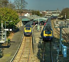 Yeovil HST's  by Rob Hawkins