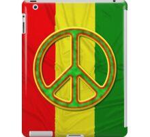 Rasta Peace iPad Case/Skin