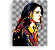 Pop Art Lana Del Rey Canvas Print