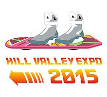 Hill Valley Expo Photographic Print