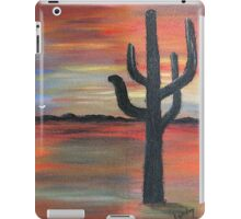 Gila River Valley iPad Case/Skin