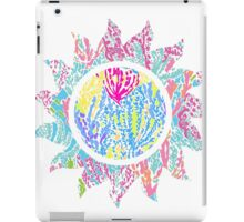 Lilly Sun iPad Case/Skin