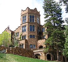 Glen Eyrie Castle, Colorado Springs, CO 2008 by J.D. Grubb