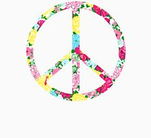 Lilly Peace Sign Unisex T-Shirt