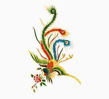 Asian Art Phoenix  Unisex T-Shirt