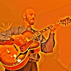 The Jazzman by JRobinWhitley