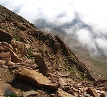 16 Golden Stairs, Barr Trail, Pike's Peak, CO 2008 by J.D. Grubb
