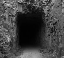 Tunnel Mouth, Gold Camp Road, CO 2008 by J.D. Grubb