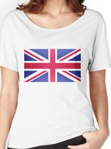 The Union Jack Flag Women's Relaxed Fit T-Shirt