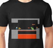 BOWSER VS FINN AND JAKE Unisex T-Shirt
