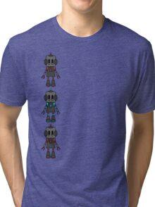 Boston Bots Tri-blend T-Shirt