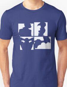 Cowboy Bebop Silhouettes (2nd color). T-Shirt