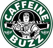 Caffeine Buzz by Ellador