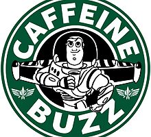 Caffeine Buzz by Ellador