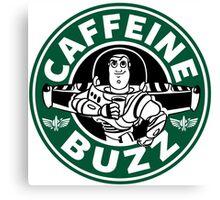 Caffeine Buzz Canvas Print