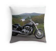 canny help it!!! Throw Pillow