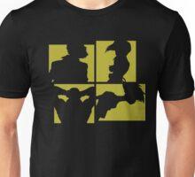 Cowboy Bebop Silhouettes (3nd color). Unisex T-Shirt