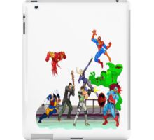 Marval Zombie Survival iPad Case/Skin