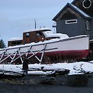 Old Boat by lilestduncan