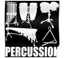 PERCUSSION Poster