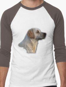 """""""Golden Boy"""" Labrador\Retriever Men's Baseball ¾ T-Shirt"""