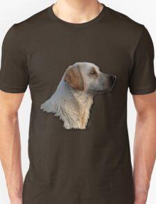 """Golden Boy"" Labrador\Retriever T-Shirt"