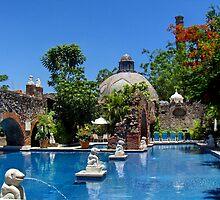 Hacienda Vista Hermosa, Morelos, Mexico by Eliza1Anna